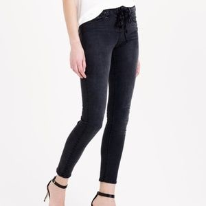 McGuire Denim Shore Leave Slim Lace Up Jeans